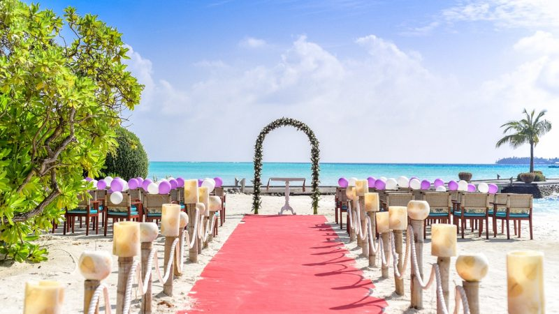 Make Your Wedding Memorable at Beaches in Hawaii